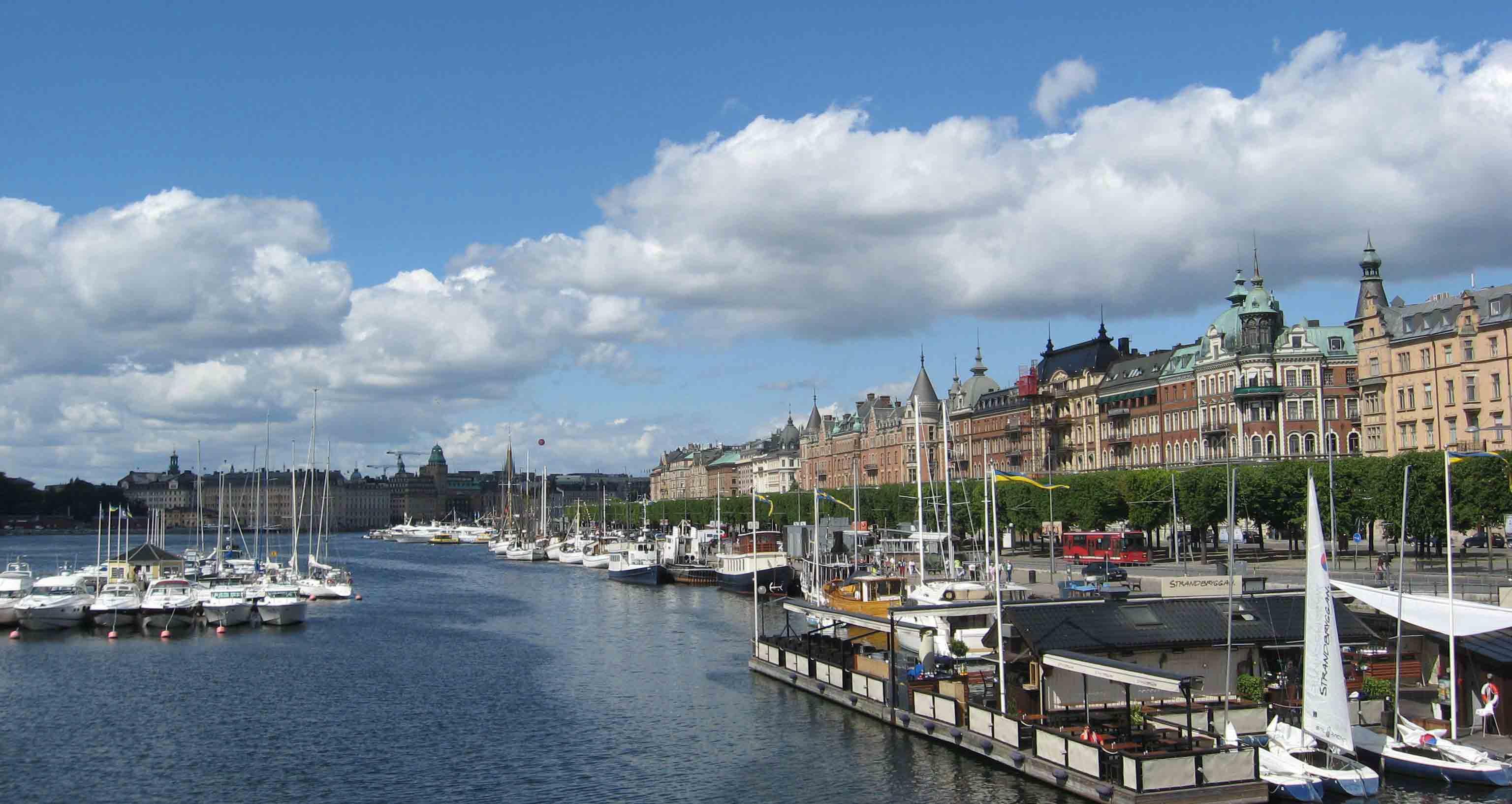 Stockholm Hotel Und Flug
